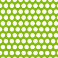 White Polka Dot On Lime Printable Scrapbook Paper