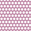 White Polka Dot On Magenta Printable Scrapbook Paper