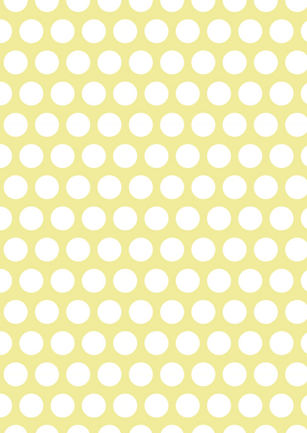 White Polka Dot On Sand Printable Scrapbook Paper
